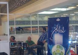برنامههای رادیو ایران در نمایشگاه کتاب/ تست صدا بدهید